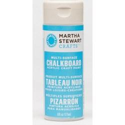 Фарба Multi-Surface Chalkboard Paint Acrylic Craft Paint – Blue, Martha Stewart Crafts™, 32216
