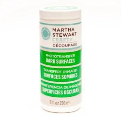 Decoupage Multi-Surface Photo Transfer для темних поверхонь, Martha Stewart Crafts , 33282