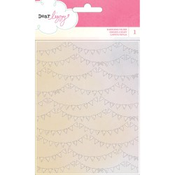 Папка для тиснення Dear Lizzy – Daydreamer, American Crafts, 366740