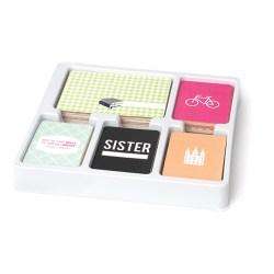 Стартовий набір для Project Life, Sister, American Crafts, 380206
