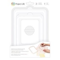 Різак для заготовок 10х15 см, Project Life, American Crafts, 380600