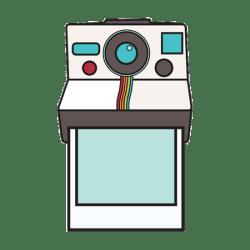 Штамп акриловий Camera, 400132