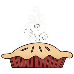 Штамп акриловий Bushels O' Fall – Pie, Imaginisce, 400264