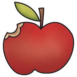 Штамп акриловий Bushels O' Fall – Apple, Imaginisce, 400265