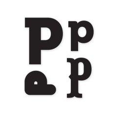 Штампи, літера P, WeR Memory Keepers, 41321-9