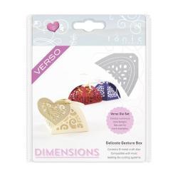 Ножі Dimensions – Gesture Box , Tonic Studios, 748E