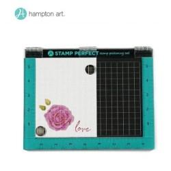 Інструмент для штампування Stamp Perfect малий (7х9″), Hampton Art, AC0710