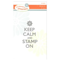 Набір штампів Stamp On, Fun Stampers Journey, AT-0002