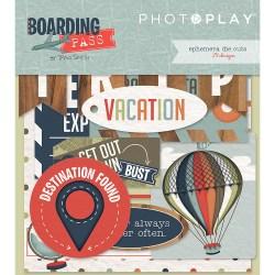 Набір висічок Boarding Pass, Photoplay, BP2492
