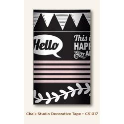 Паперовий скотч Chalk Studio, My Mind's Eye, CS1017