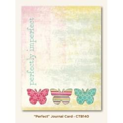 Картка для журналінгу Perfect (Collectable), My Mind's Eye, CTB140