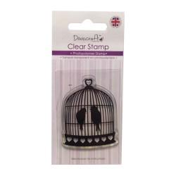 Штамп Birdcage, Dovecraft, DCCS015