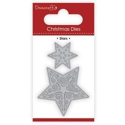 Ножі Christmas Dies – Stars, Dovecraft, DCDIE111X17