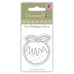 Штамп Xmas Pudding, Dovecraft, DCXCS002