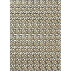 Папка для тиснення 3D Cane Weave, Spellbinders, E3D-011