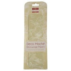 Папір для декупажу Deco Maché – Sage Roses, First Edition, FEDEC028