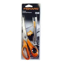 Ножиці Classic – Universal Purpose 21 cm + 1397 Flat Cutter, Fiskars, FI98531397