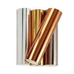 Набір Фольги Essential Metallics (високотемпературна), Spellbinders, GLF-040