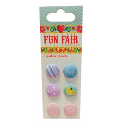 Брадси тканинні Fun Fair, Backing, Helz Cuppleditch, HCES005