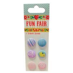 Брадси тканинні Fun Fair, Backing, Helz Cuppleditch, HCES005