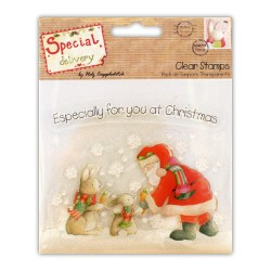 Штампи Special Delivery by Helz Cuppleditch Stamps – Giving, HCXCS08