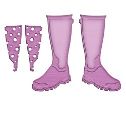 Ножі Wellies, Spellbinders, IN-032