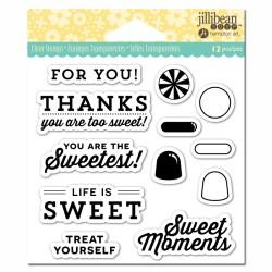 Штампи Sweet Moment, Jillibean Soup, JB0839