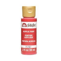 Фарба акрилова Lipstick Red, FolkArt , 59 мл, K437