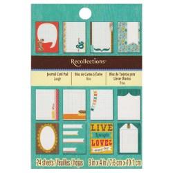 Набір карточок для журналінгу, Laugh, 269206