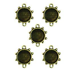 Металеві форми (обрамлення) Circles Three, Media Mixáge™, Spellbinders, MB1-507
