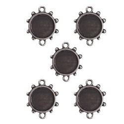 Металеві форми (обрамлення) Circles Three, Media Mixáge™, Spellbinders, MB1-507S