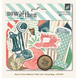 Висічки Now & Then With You, My Mind's Eye, NT1073