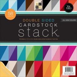 Набір паперу Double Sided Cardstock, 30х30 см, DCWV, PS-005-00259