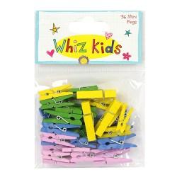 Прищіпки мініатюрні Whiz Kids, Rachel Ellen, REWDN001