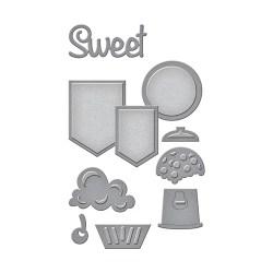 Ножі Sweet Set, Spellbinders, S2-202