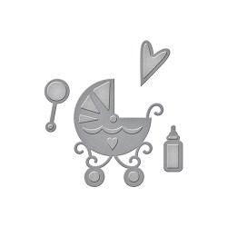 Ножі Sweet Baby, Spellbinders, S2-228