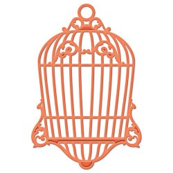 Ножі Bird Cage Two, Spellbinders, S3-203