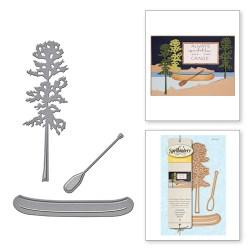 Ножі Canoeing, Spellbinders, S3-255