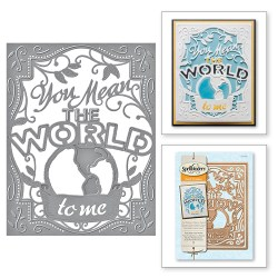 Ножі You Mean The World, Spellbinders, S4-560