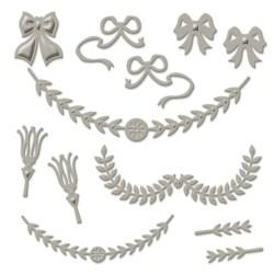 Ножі Victorian Tassels, Spellbinders, S5-226