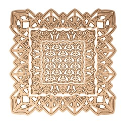 Ножі Art Deco Fairmont Decorative Accent, Spellbinders, S6-059