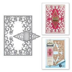 Ножі Botanical Bliss Botanical Beauty, Spellbinders, S6-089