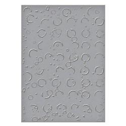 Папка для тиснення Splattered Circles, Spellbinders, SEL-011