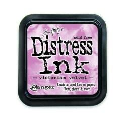 Штемпельна подушечка Distress Victorian Velvet, Ranger, TIM27195