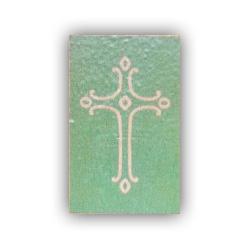 Гумовий штамп Cross, Hampton Art, VW0061-3