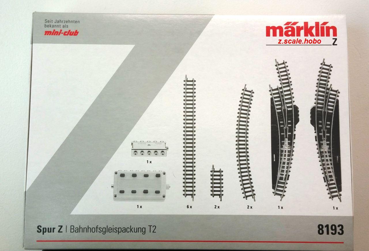 MARKLIN 8193: z.scale.hobo