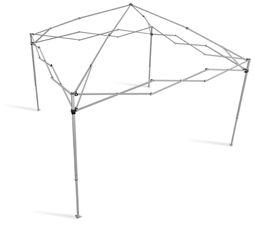 10' x 10' SAM'S RECREATIONAL SHELTER