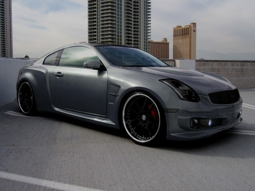 small resolution of veilside fortune full body kit g35 coupe 03 07