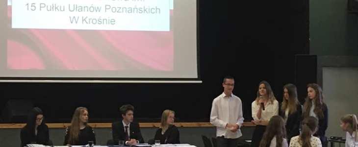 Inauguracja Młodzieżowego Sejmu
