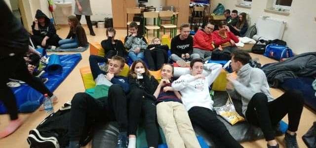 Nocka w szkole ósmych klas